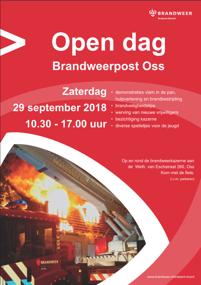 POSTER OPENDAG 2018